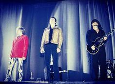 Duran Duran live, Simon, Nick & Warren