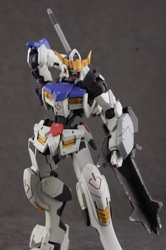 Custom Build: HG 1/144 Gundam Barbatos - Gundam Kits Collection News and Reviews