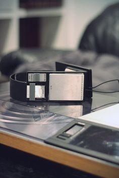 B Vintage headphones