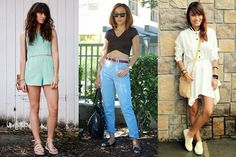 Fashion &  Style: What to Wear This Weekend:  3 Off-Duty Outfits Tha...