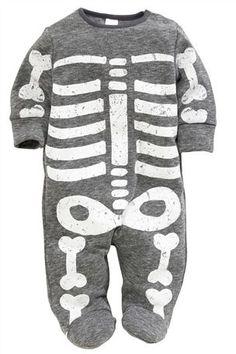 Halloween Boys Sleepsuit