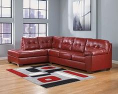 20100S1 In By Ashley Furniture In Logan, UT   Alliston DuraBlend®   Salsa 2