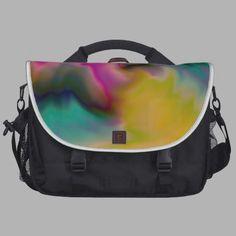Farbstrudel Laptoptaschen