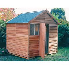 Kallista 2.5m x 2.4m x 2.65m Gable Roof Timber Shed with Window | Cheap Sheds
