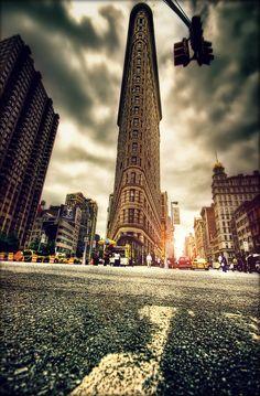 Flatiron, New York City