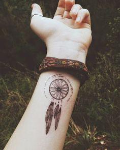Tatouage attrape rêve : 55 dessins de l'objet amérindien - 43