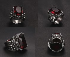 Gothic jewellry.  Do you desire to stand out from the crowd and allow your own style stand out?