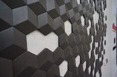 Projeto Cersaie 2015 #estudiobrunato #arquiteturaedesign #visualmerchandising #ceramicaeliane