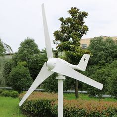 323.84$ Buy now - http://ali8sj.worldwells.pw/go.php?t=32731572300 - 600w wind turbine Max power830w 3 blades small wind mill low start up wind generato