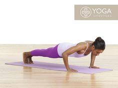 Plank Pose (Kumbhakasana)