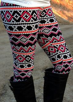 X's & O's Leggings - ONE from Burlap Clothing Co. Saved to Clothing & Accessories. Country Women, Clothing Co, Leg Warmers, Burlap, Leggings, Clothes For Women, My Style, Pants, Fashion