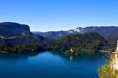 Lake Bled, Radovljica, Most beautiful places in Slovenia