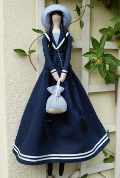 моя маленькая галерея: Тильда Куклы (9)