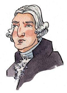 President George Washington by Meridth Gimbel