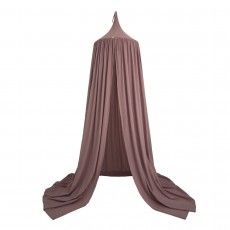 Bed canopy - dusky pink