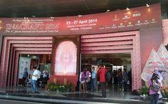 Inacraft 2014 #exhibition #jakarta #jcc #handmade #indonesia