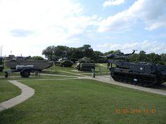 45th Infantry Division Oklahoma City, Oklahoma Tank Park