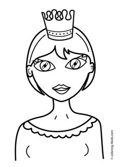 nice princesse coloring pages for girls printable coloring pages for kids free