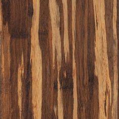 Hampton Bay High Gloss Redmond African 8 Mm Thick X 7 3 5
