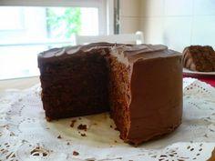 Les receptes que m'agraden: Flan de chocolate fácil