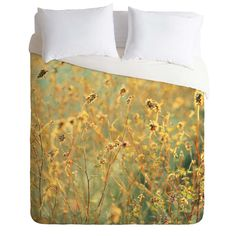 Lisa Argyropoulos Wanderlust Bright Duvet Cover | Deny Designs Home Accessories