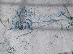 mixed art-drawing -how to by Heli Aarniranta on ARTwanted