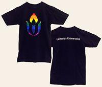 Rainbow Logo T Shirt X-Large