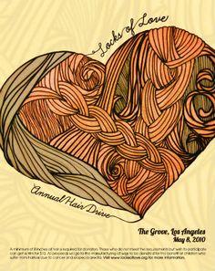 Locks of Love design