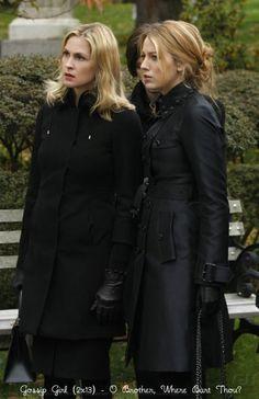 Lily and Serena van der woodsen