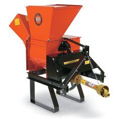 DR Power Wood Chipper Shredder: PTO/3 Point Hitch $3600.00