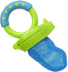Munchkin Fresh Food Baby Safe Mesh Feeder BPA Free Blue #Munchkin