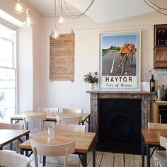 The Curator cafe in Totnes @thecuratorcafe - lunch with good friends