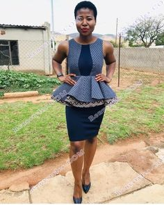 The complete collection of Exotic Ankara Gown Styles for beautiful ladies in Nigeria. These are the ideal ankara gowns Ankara Styles For Men, Latest Ankara Styles, Ankara Skirt, Ankara Gowns, Ankara Blouse, African Attire, African Dress, African Clothes, Seshoeshoe Designs