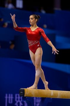 Alexandra Raisman: 2011 World Team Prelims