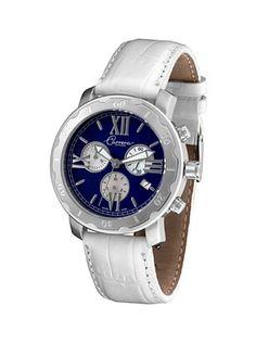 fda79fa2048e CARRERA JOYEROS Reloj con movimiento cuarzo suizo 88100BLW 39 mm