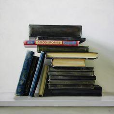 Good Stories / 30 x 30 / Oil on Canvas