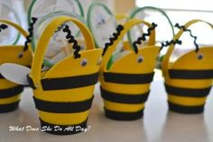 Bee Day birthday party