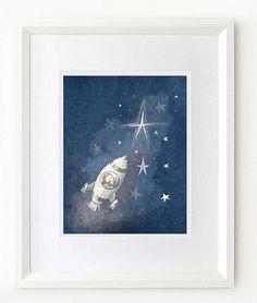 Nursery walls of whimsy from Rachelle Anne Miller Design & Illustration