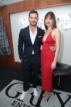 Fifty Shades Freed Premiere 2/1/18