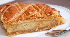 Egyszerű mandulatorta leveles tésztából – Megúszós süti, csak a töltelékkel van munka - Receptek | Sóbors Apple Pie, Favorite Recipes, Food, Essen, Meals, Yemek, Apple Pie Cake, Eten, Apple Pies