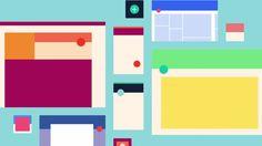 Googleが2014年に公開した「マテリアルデザイン」は、単純な「OSのデザイン」ではなく実用性に加えて「素材」や「現実の感覚」を取り入れた独特のデザインフレームワークになっています。アニメーシ