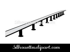 Bridge is a pathway for passage over water bodies, valley or mountain.The structure of the bridge can be various and numerous. jpeg, png and EPS files are here. Building Silhouette, Famous Landmarks, Silhouette Vector, Pathways, Bridge, Silhouettes, Famous Monuments, Paths, Bro