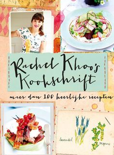 bol.com | Rachel Khoo's kookschrift, Rachel Khoo | 9789021558752 | Boeken