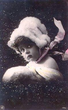 Vintage Postcard - Adorable!