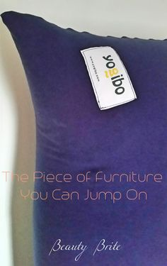 The Piece of Furniture You Can Jump On