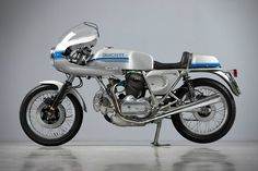 Ducati 750 Super Sport by Back To Classics