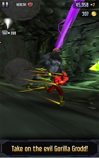 Batman & The Flash: Hero Run - screenshot thumbnail