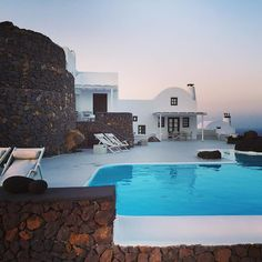 Buenos días! Despertar así cada día... thesuites SANTORINI, eco & slow #goodmorning #greece #santorini #thesuites #nohotels