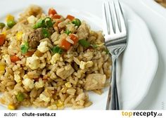 Fried Rice, Risotto, Fries, Ethnic Recipes, Food, Food Cakes, Bulgur, Essen, Meals
