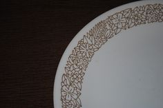 Woodland Dinner Plate picked at Goodwill in Hickory, NC for $0.50